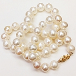 "18"" Strand of Freshwater Pearls"